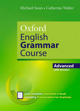 Oxford English Grammar Course Advanced Revised Edition with Answers