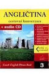 03. Angličtina - cestovní konverzace + CD