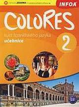 Colores 2 - učebnice