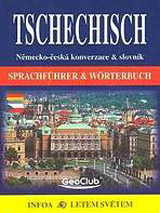 Konverzace & slovník - Tschechisch/modrá