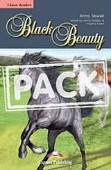 Classic Readers 1 Black Beauty - SB s aktivitami + audio CD