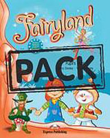 Fairyland 1 - Pupil´s Book + Pupil´s CD + DVD PAL