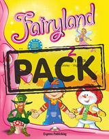 Fairyland 2 - Pupil´s Book + Pupil´s CD + DVD PAL