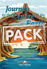 Graded Readers 1 Journey to the Centre of the Earth - Reader + Activity + Audio CD/DVD PAL