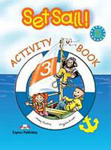 Set Sail! 3 - Activity Book