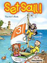 Set Sail! 3 - Teacher´s Book (interleaved)