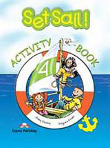 Set Sail! 4 - Activity Book