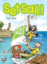 Set Sail! 4 - Pupil´s Book