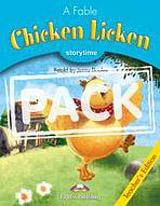Storytime 1 Chicken Licken - Teacher´s Book + audio CD/DVD PAL
