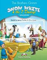 Storytime 1 Snow White & the 7 Dwarfs - Pupil´s Book + DVD/audio CD