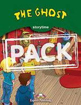 Storytime 3 The Ghost - Pupil´s Book + DVD-ROM/audio CD