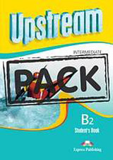 Upstream Intermediate B2 Revised Edition - Student´s Book with CD