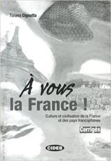 A´ VOUS LA FRANCE CORRIGES