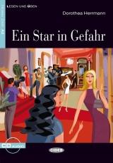 BLACK CAT LESEN UND ÜBEN 2 - EIN STAR IN GEFAHR + CD