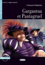 BLACK CAT LIRE ET S´ENTRAINER 2 - GARGANTUA ET PANTAGRUEL + CD