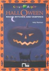 BLACK CAT READERS GREEN APPLE EDITION 1 - HALLOWEEN + CD
