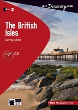 BLACK CAT THE BRITISH ISLES + CD (Reading & Training Discovery Level 2)
