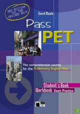 PASS PET REVISED STUDENT´S BOOK + WORKBOOK + CDs /2/