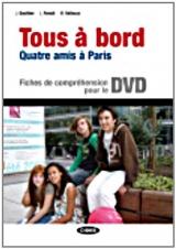 TOUS A BORD: QUATRE AMIS A PARIS