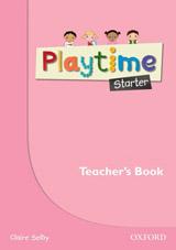 Playtime Starter Teacher´s Book