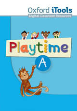 Playtime Level A iTools DVD-ROM