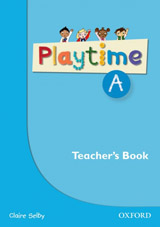 Playtime Level A Teacher´s Book