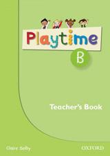 Playtime Level B Teacher´s Book