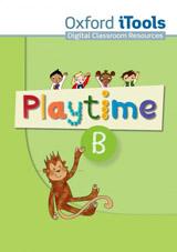 Playtime Level B iTools DVD-ROM