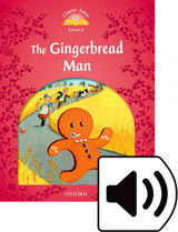 CLASSIC TALES Second Edition Level 2 The Gingerbread Man + Audio Mp3 Pack