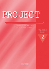 PROJECT 2 TEACHER´S BOOK