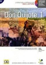 Colección Fácil Lectura: Don Quijote + CD I