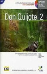 Colección Fácil Lectura: Don Quijote + CD II