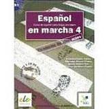 Espanol en marcha 4 - pracovní sešit + CD
