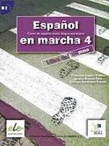 Espanol en marcha 4 - učebnice