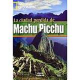 NG - Andar.es: La ciudad perdida de Machu Picchu + DVD