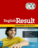 English Result Intermediate MultiPACK A