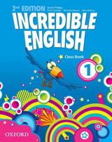 Incredible English 1 (New Edition) Coursebook