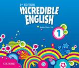 Incredible English 1 (New Edition) Class Audio CD (3)