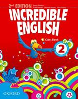 Incredible English 2 (New Edition) Coursebook