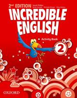 Incredible English 2 (New Edition) Activity Book