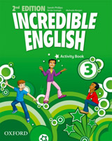 Incredible English 3 (New Edition) Activity Book