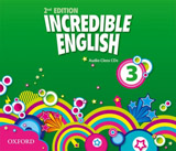 Incredible English 3 (New Edition) Class Audio CD (3)