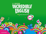 Incredible English 3 & 4 (New Edition) Teacher´s Resource Pack