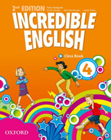 Incredible English 4 (New Edition) Coursebook