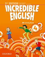 Incredible English 4 (New Edition) Activity Book