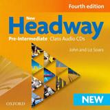 New Headway Pre-Intermediate (4th Edition) Class Audio CD (3)