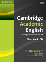 Cambridge Academic English B1+ Class Audio CD