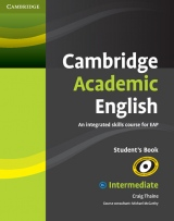 Cambridge Academic English B1+ Student´s Book