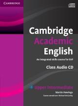 Cambridge Academic English B2 Class Audio CD