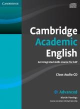 Cambridge Academic English C1 Class Audio CD